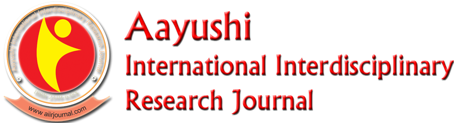 Aayushi International Interdiciplinary Research Journal